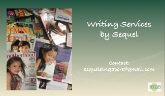 Writing services by sequel