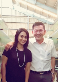 CEO Interviews (Kenny Yap, Qian Hu)